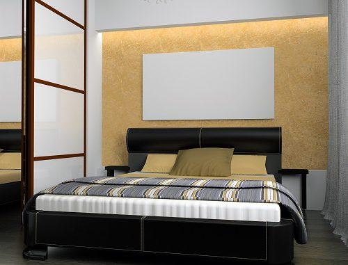 Schlafzimmer-Einrichtung: Betten, Kleinmöbel, Teppiche und mehr