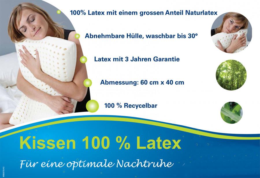 mk Ergo Latex Nackenkissen
