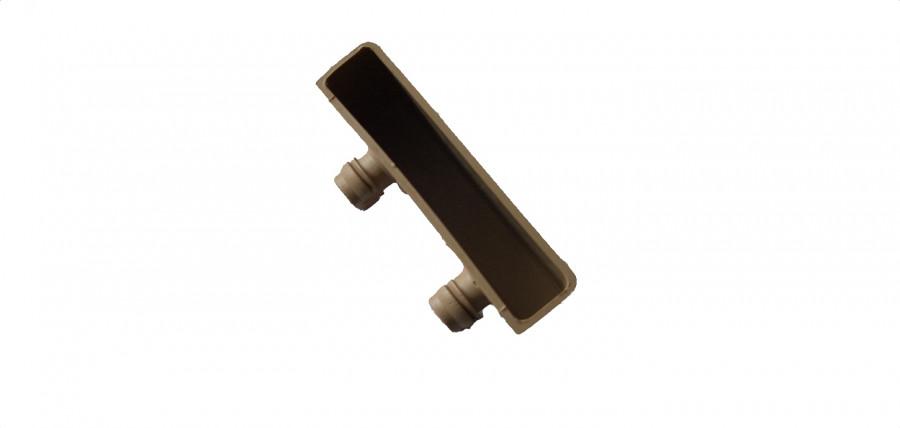 5 Stück Haltekappe mit Zapfen 54-10 mm