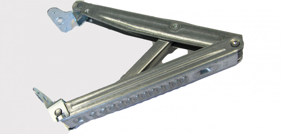 mk-2 Stück Scheren-Rasterbeschlag für Lattenroste