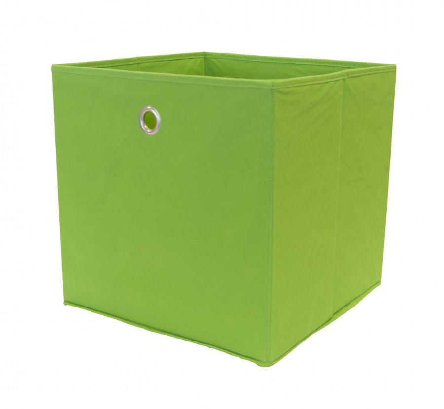 Faltbox, 2 Stück, Farbe Grün