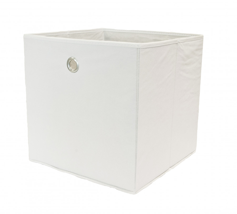 Faltbox, 2 Stück, Farbe Weiss